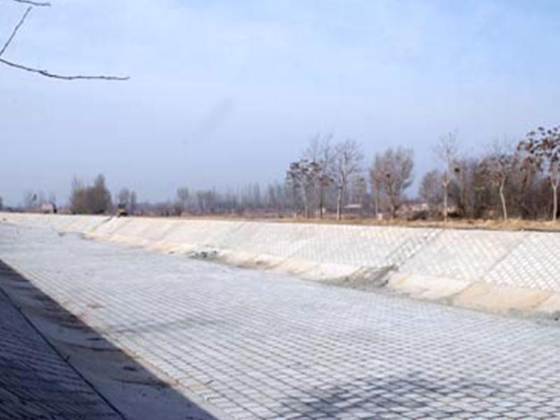 渠道砌护工程